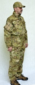 Tactical suit CV-1 Multicam Nyco Ripstop
