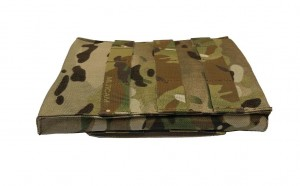 Pocket for the side hard ballistic plate