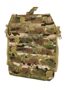 Rear Panel to the vest MOLLE system LP 2.0