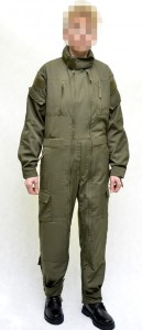 Tactical suit. Flame-retardant