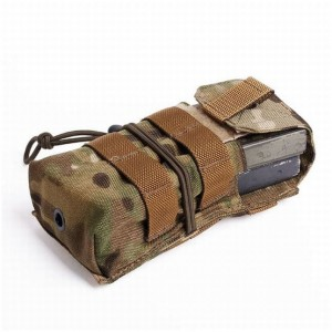 Pouch for 2 M4 / M16 DA magazines