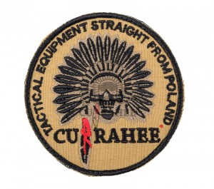 Currahee patch